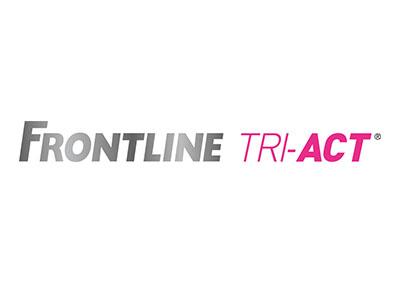 Logo frontline tri act
