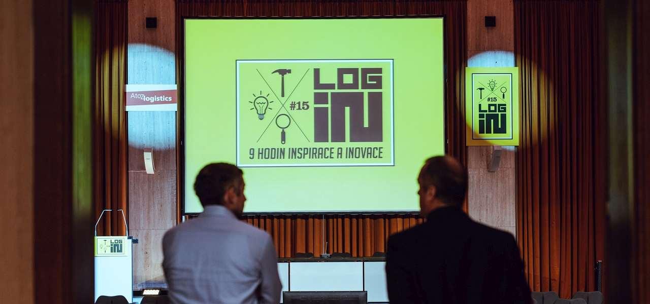log-in konference